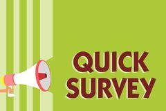 Essay about conducting a survey